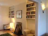 Games room/library